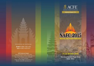 National Anti Fraud Conference (NAFC) 2015