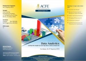 """Workshop """"Data Analytics"""""""